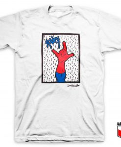 Hand Style Spidey T Shirt