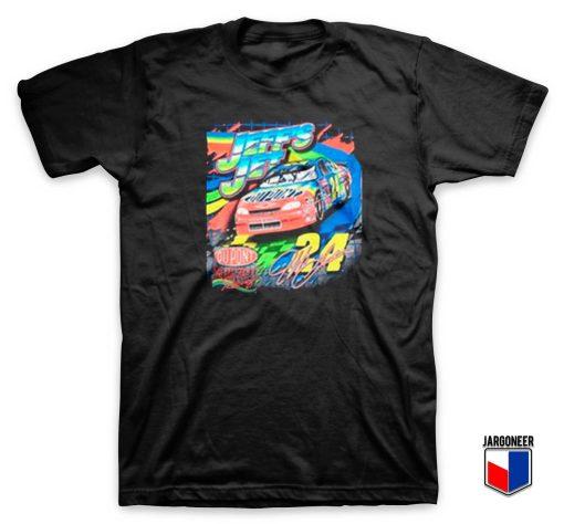 Jeff Gordon Nascar T Shirt