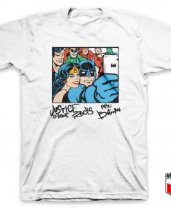 Justice League Funny T Shirt