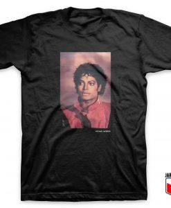 Michael Jackson Thriller Photo T Shirt