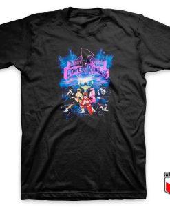 Mighty Morphin Power Rangers T Shirt