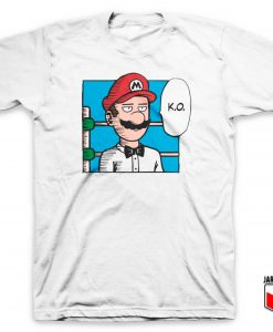 One Punch Mario T Shirt
