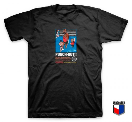 Punch Out 8bit T Shirt