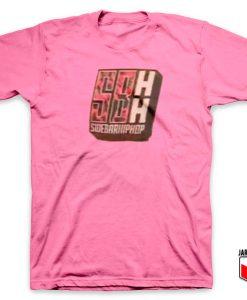 Sidebar Hip Hop T Shirt