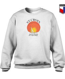St Croix American Paradise Crewneck Sweatshirt