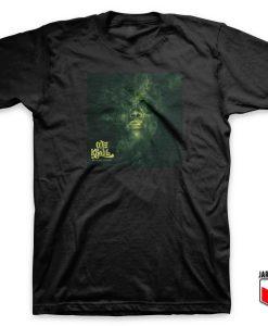 Wiz Khalifa Rolling Papper T Shirt