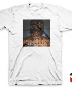 Wiz Khalifa Tattooed Cover T Shirt