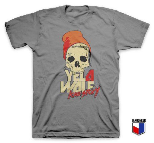 Yelawolf Love Story T Shirt