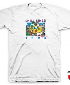 Brandy Melville Chill Since 1993 T Shirt