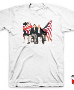 Elton And Billy Tour T Shirt