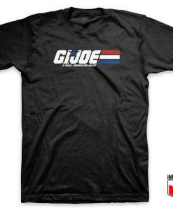 GI Joe Real American Heroes T Shirt