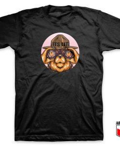 Its Lit Little Smokey Bear T Shirt