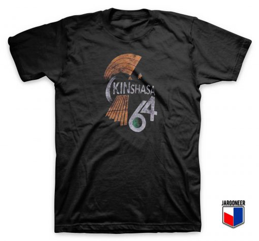 KINshasa 64 T Shirt