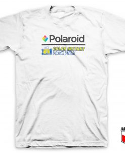Polaroid Color Pack Film T Shirt