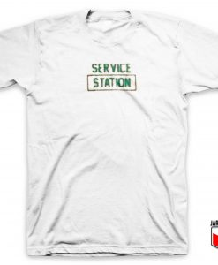 Service Station T Shirt