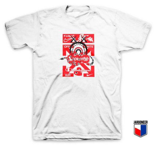 Thrasher Collabs T shirt