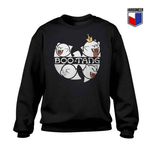 Boo Tang Wu Tang Parody Crewneck Sweatshirt
