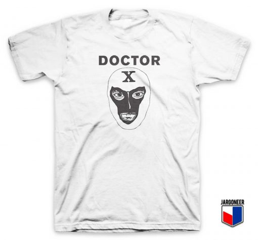 Doctor X Debbie Harry T Shirt