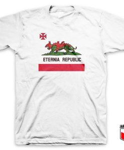 Eternia Republic T Shirt