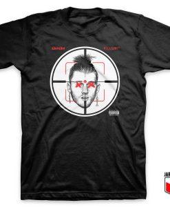 Kamikaze MGK Eminem Killshot T Shirt