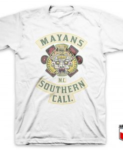Mayans MC Patch T Shirt