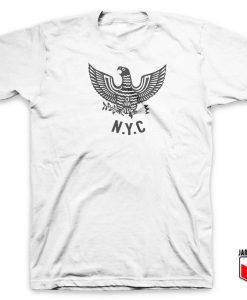 New York City Eagle T Shirt