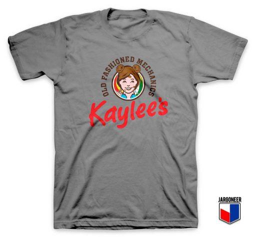 Old Fashioned Mechanics Kaylee's T Shirt