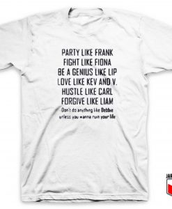 Party Like Frank T Shirt
