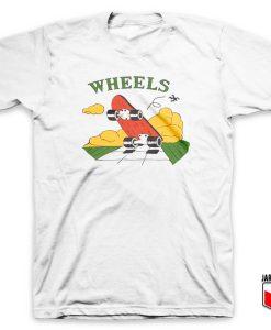 Skate Wheels T Shirt