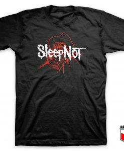 Sleepnot Horror Parody T Shirt