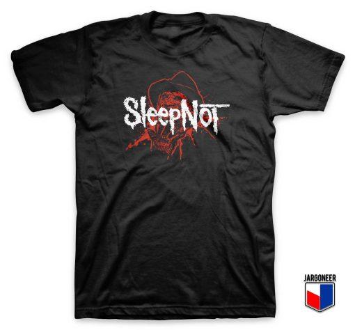 Sleepnot Horror Parody T Shirt