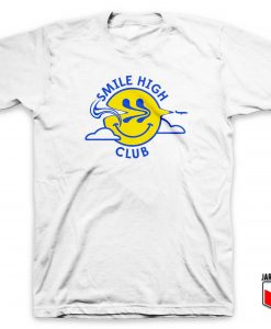 Smile High Club T Shirt