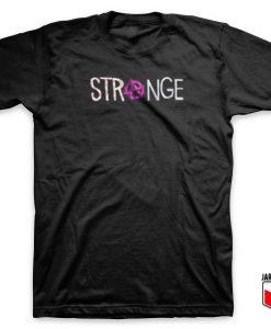 Strange Logo T Shirt