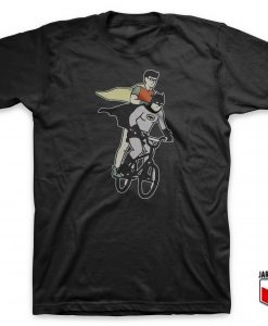The Dynamic Cyclist T Shirt