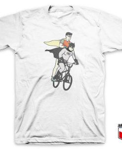 The Dynamic Cyclist T Shirt