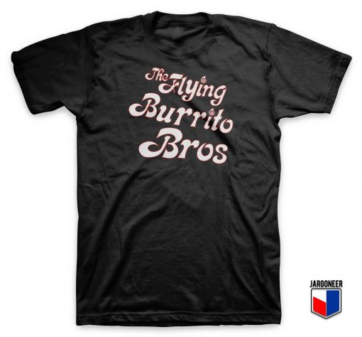 The Flying Burrito Bros T Shirt