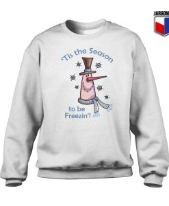 This Season To Be Freeze Crewneck Sweatshirt