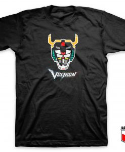 Voltron Head Logo T Shirt