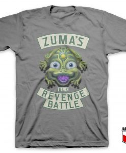 Zuma Revenge Patch T Shirt - Design By jargoneer.com