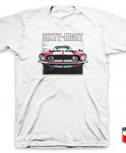 68 GT Classic Car T Shirt