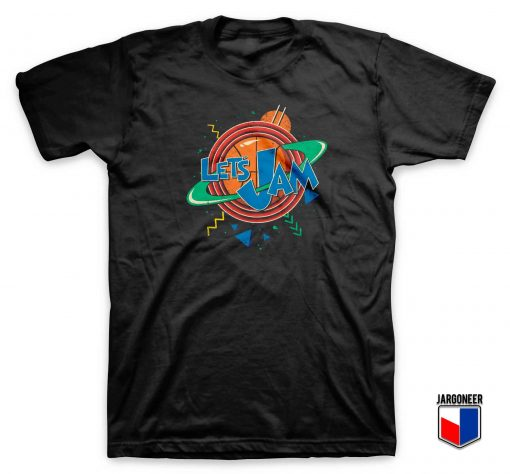 90's Let's Jam T Shirt