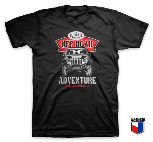 Adventure Is Calling T Shirt