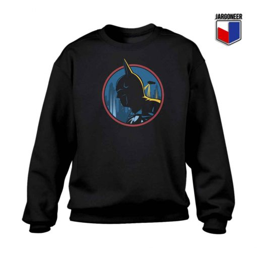 Batman True Detective Crewneck Sweatshirt