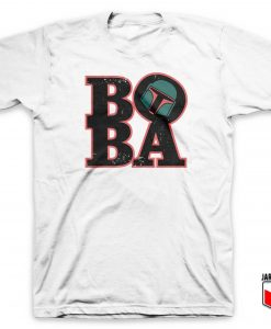 Boba Fett Lovers T Shirt