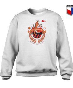 Calvinball Logo Crewneck Sweatshirt