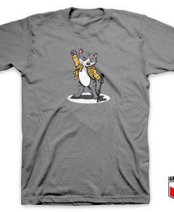 Furrdie Mercury Parody T Shirt