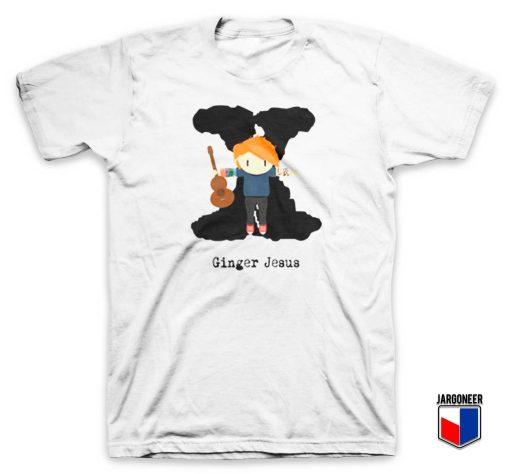 Ginger Jesus Parody T Shirt