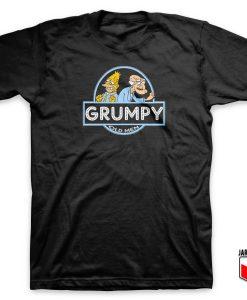 Grumpy Old Men T Shirt
