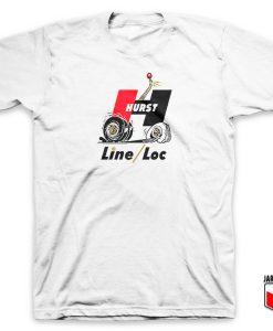Hurst Line Lock T Shirt