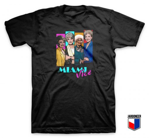 Miami Vice T Shirt